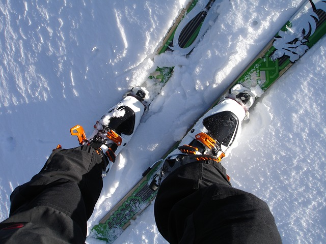 Wiązania narciarskie i snowboardowe