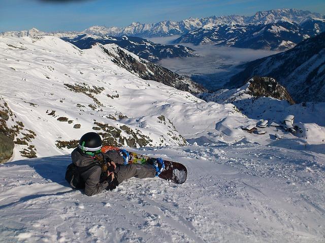Wybór deski snowboardowej