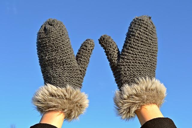 Zachowanie ciepłoty organizmu w zimie